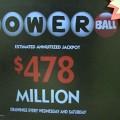 Giải Thưởng Xổ Số PowerBall $478 triệu USD Đã Có Chủ !