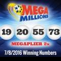 Giải Xổ Số MegaMillions Trị Giá $540 Triệu USD Đã Có Chủ !