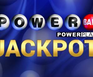 Giải Thưởng Xổ Số PowerBall Của Mỹ Lên Mốc $390 Triệu USD, Cao Thứ 9 Trong Lịch Sử Xổ Số PowerBall !