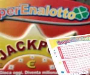 Xổ Số SuperEnalotto của Italia lên mốc €120.6 Triệu Euro: Giải Nhiệt Cơn Khát Xổ Số Khủng !