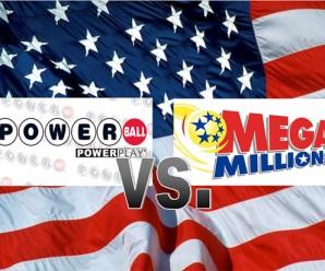Xổ Số Mega Millions Lên Mốc 3900 tỷ VNĐ, Xổ Số Powerball Vượt 2700 tỷ VNĐ
