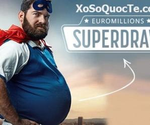 Giải Thưởng Siêu Xổ Số Euro Millions hơn 3200 Tỷ VNĐ Gây Sốt ở Châu Âu