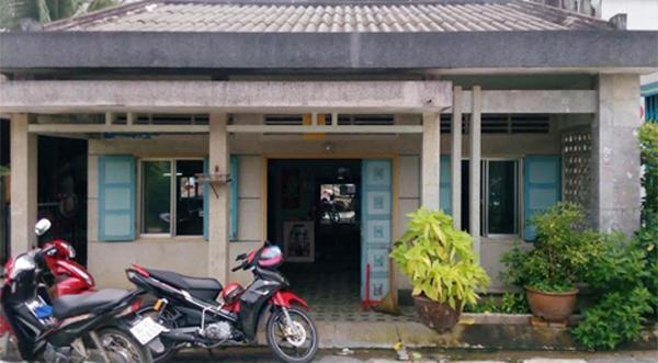 Ngôi nhà của chị Đào - Ảnh: VietnamNet