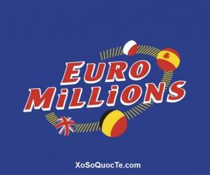 Vẫn Đi Tìm Chủ Nhân, Siêu Xổ Số Châu Âu Euro Millions Lên Mốc 3900 Tỷ VNĐ