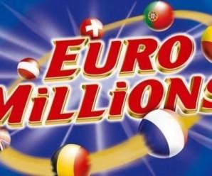 Siêu Xổ Số Châu Âu Euro Millions Vượt Mốc 3500 Tỷ VNĐ: Miễn Thuế !!!