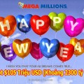 Xổ Số Mega Millions Lên Mốc 2300 Tỷ VNĐ: Chào Năm Mới 2017