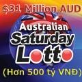 Siêu Xổ Số Khủng Australia Saturday Lotto của Úc Lên Đến 500 tỷ VNĐ Đã Bắt Đầu !