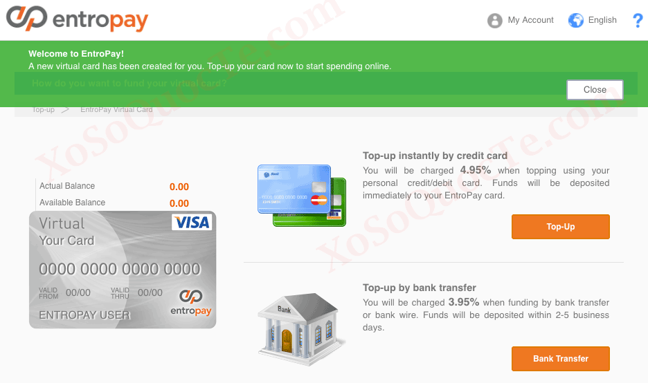 Sites Like Entropay