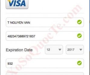 Hướng Dẫn Cách Nạp Tiền và Cách Dùng Thẻ Visa Ảo Entropay