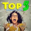 5 Giải Xổ Số Tự Chọn Có Jackpot Khởi Điểm Lớn Nhất Hành Tinh