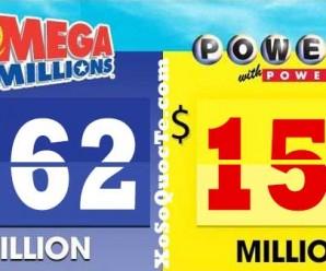 Xổ Số Powerball và Mega Millions Cùng Nhau Vượt Mốc 3000 tỷ VNĐ