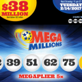 Kết Quả Xổ Số Tự Chọn Mega Millions ngày quay thưởng 10/2/2017