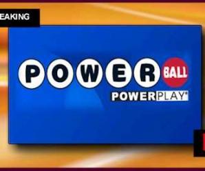 Kết Quả Xổ Số Powerball ngày 1/2/2017: Có 3 Người Trúng Giải Nhì $1 Triệu USD