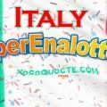 Xổ Số SuperEnalotto của Ý chạm €87.3 Triệu Euro, tương đương 2100 tỷ VNĐ