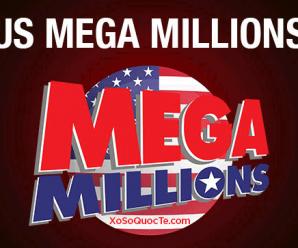Kết Quả Xổ Số Tự Chọn Mega Millions ngày quay thưởng 31/5/2017