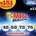 Kết Quả Xổ Số Tự Chọn Mega Millions ngày quay thưởng 22/3/2017