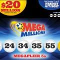Kết Quả Xổ Số Tự Chọn Mega Millions ngày quay thưởng 5/4/2017