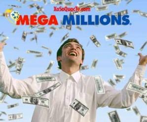 Một Người Trúng Xổ Số Mega Millions 1300 Tỷ Trong Phiên Quay Thưởng 28/4/2017
