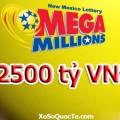Chưa Tìm Thấy Chủ Nhân, Xổ Số Mega Millions Vượt Mốc 2500 Tỷ VNĐ !