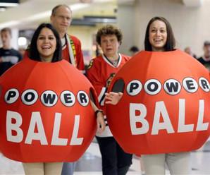 Giải Xổ Số Powerball $447,8 Triệu USD ngày 11/6/2017 Đã Có Chủ