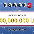Ngày 24/8/2017: Quay Thưởng Giải Xổ Số Powerball Trị Giá $700 triệu USD