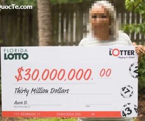 Một Người Vừa Trúng Jackpot $30 Triệu USD Nhờ Dịch Vụ Mua Hộ Vé Số Quốc Tế
