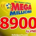 Xổ Số Mega Millions Vọt Lên Mốc KỶ Lục $393 Triệu USD Tương Đương Hơn 8900 Tỷ VNĐ