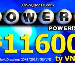 Xổ Số Powerball Lên Mốc $510 Triệu USD: Lớn Thứ 8 Trong Lịch Sử Nước Mỹ