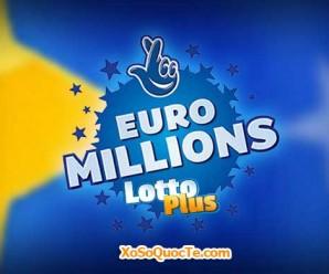 Siêu Xổ Số Euro Millions Lên Mốc Đỉnh 5000 tỷ VNĐ: Cơ Hội Thử Vận May Hoàn Hảo !