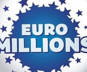 Kết Quả Siêu Xổ Số Châu Âu EuroMillions ngày quay thưởng 30/9/2017