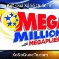 Kết Quả Mega Millions ngày 14/10/2017: 2 Tấm Vé Chia Nhau Giải Jackpot Gần 1000 Tỷ VNĐ