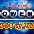Xổ Số Powerball Lên Mốc Hơn 2300 tỷ VNĐ: Khởi Đầu Chặng Đường Mới !