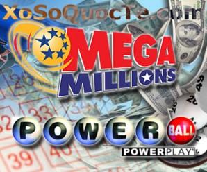 PowerBall Chạm Mốc $250 Triệu USD, Mega Millions Vẫn Đang Theo Sau Với Giải Thưởng Trị Giá $208 Triệu USD