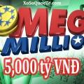 Lần Thứ Hai Trong Năm 2017, Xổ Số Mega Millions Vượt Qua Mốc $200 Triệu Đô-La