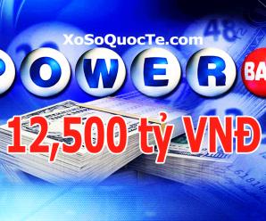 Giải Thưởng Jackpot Của Xổ Số PowerBall Chính Thức Chạm Mốc $550 Triệu USD, Xếp Thứ 6 Trong Lịch Sử Xổ Số PowerBall