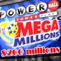 Giải Thưởng Xổ Số Tự Chọn PowerBall & Mega Millions Tiến Gần Đến Mốc $200 Triệu Đô-La Tương Đương Gần 4,500 Tỷ VNĐ