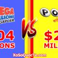 Chờ Người Chiến Thắng: PowerBall Vượt Mức 6,000 Tỷ VNĐ, Mega Millions Đang Tiến Đến Mốc 5,000 Tỷ VNĐ