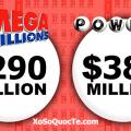 PowerBall & Mega Millions Tăng Mạnh Lên $385 Triệu USD và $290 Triệu USD: Quà Tặng 8/3