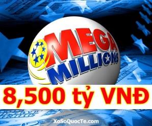 Tăng Lên Mức $377 Triệu Đô La, Jackpot Mega Millions Trở Thành Giải Thưởng Cao Thứ 9 Trong Lịch Sử