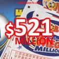 Chính Thức: Giải Thưởng Jackpot Mega Millions Trị Giá $521 Triệu USD Đã Có Chủ
