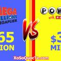 PowerBall Tiếp Tục Tăng Mạnh Lên Mức $348 Triệu USD, Mega Millions Theo Sát Phía Sau Với $265 Triệu USD