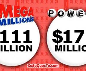 Mega Millions Vượt Qua Mốc $100 Triệu USD, PowerBall Tiến Đến Mốc $200 Triệu USD