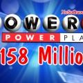 Tiếp Tục Tăng Mạnh, Giải Thưởng PowerBall Chạm Mức $158 Triệu USD