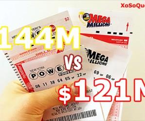 Jackpot Vẫn Chưa Chịu Nổ, PowerBall & Mega Millions Chuẩn Bị Chinh Phục Mốc $150 Triệu USD