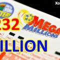Mega Millions Tiếp Tục Nóng Lên Khi Chuẩn Bị Cán Mốc $250 Triệu USD