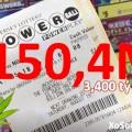 Tấm Vé Duy Nhất Trúng Giải Độc Đắc PowerBall Trị Giá $150,4 Triệu USD Được Bán Tại Salem, Oregon