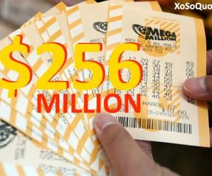 Mega Millions Băng Băng Về Đích Khi Tiếp Tục Tăng Mạnh Lên Mức $256 Triệu USD