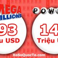 Mega Millions Tiến Sát Đến Mốc $500 Triệu USD, PowerBall Tăng Mạnh Lên Mức $147 Triệu USD