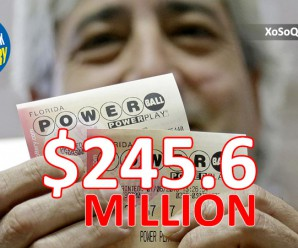 Tấm Vé Trúng Giải Độc Đắc PowerBall Trị Giá $245,6 Triệu USD Được Bán Ra Tại New York