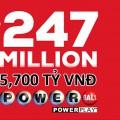Đạt Mức $247 Triệu USD, PowerBall Tự Tin Xô Đổ Những Kỷ Lục Của Giải